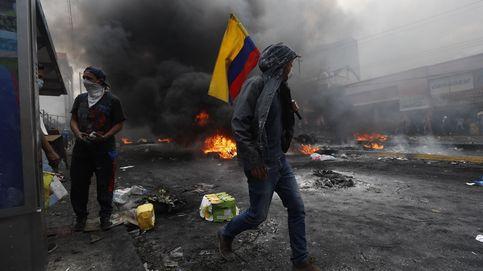 Toque de queda en Ecuador ante las protestas contra los recortes del Gobierno