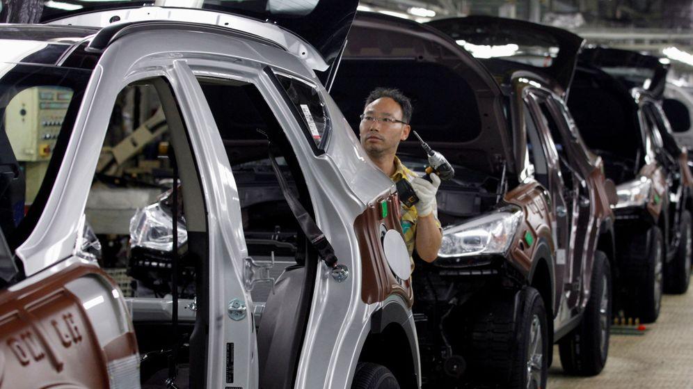 Foto: Fábrica de Hyundai en Ulsan, Corea del Sur. (Reuters)
