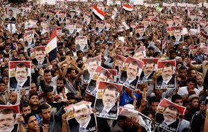 El 'Viernes de la Ira' se salda con decenas de muertos en todo Egipto