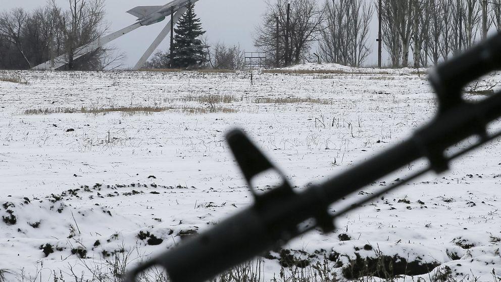 EEUU entrena a los ucranianos 'en un escenario donde Rusia interfiere'