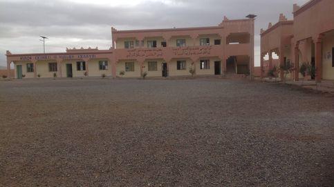 Escuela vinculada a la acción social de la planta solar marroquí financiada por la UE