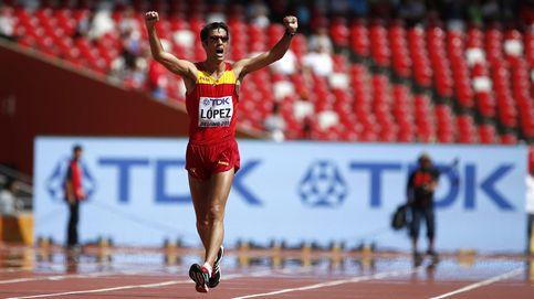 Las opciones de medalla españolas en Río: Miguel Ángel López en atletismo