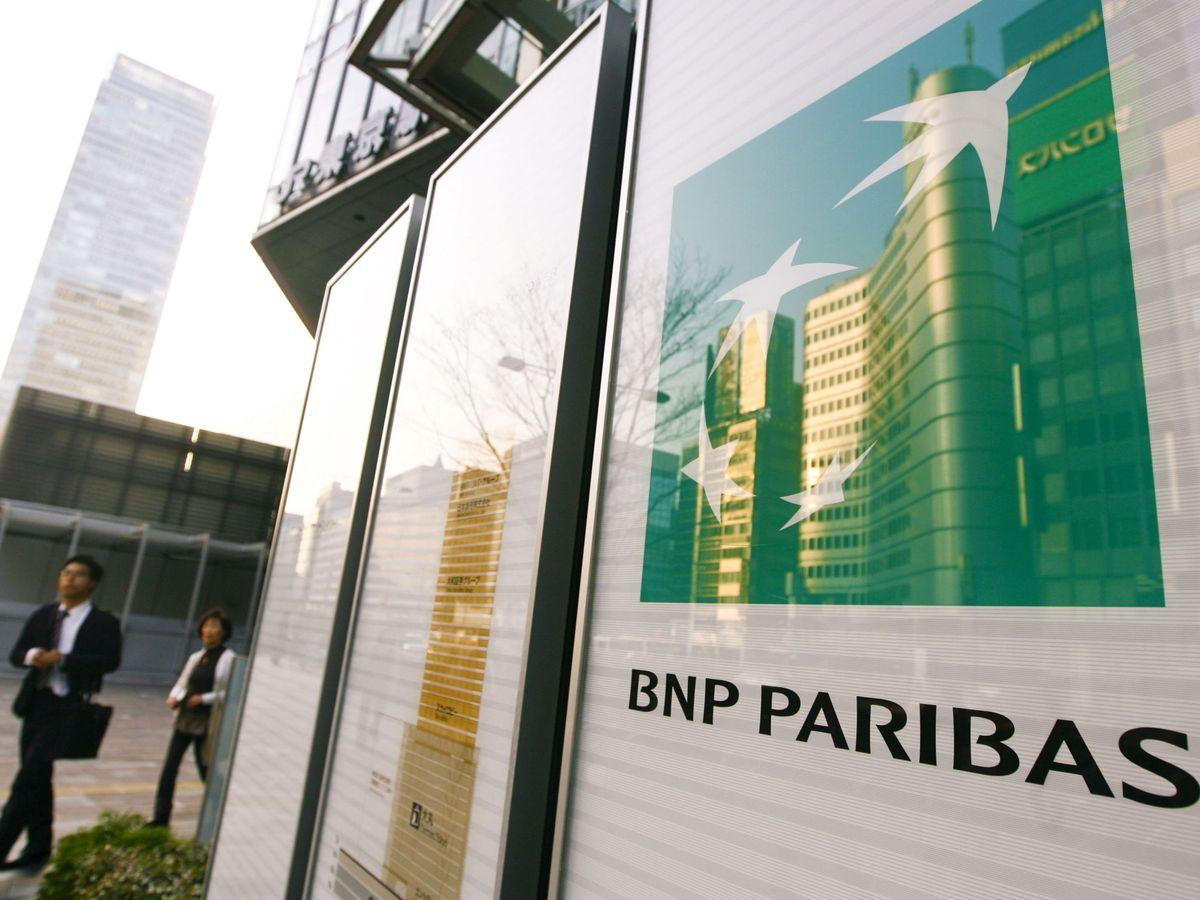 Foto: Sede de BNP Paribas