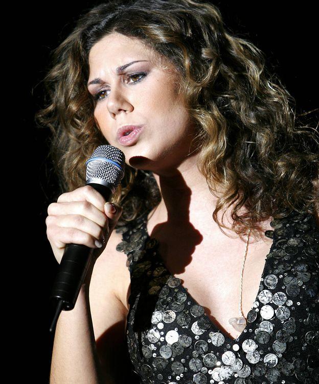Foto: Tamara, en uno de sus conciertos. (CP)