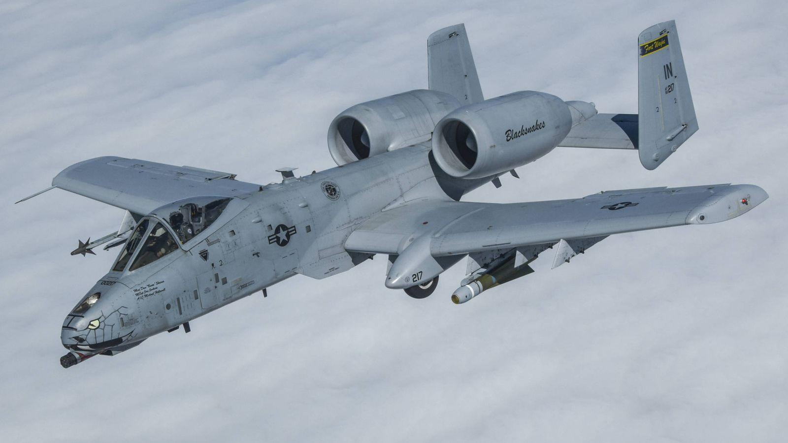 Tecnología Militar Eeuu Resucita Uno De Sus Aviones Militares Más Antiguos Por Qué El A 10 Vuelve A Volar