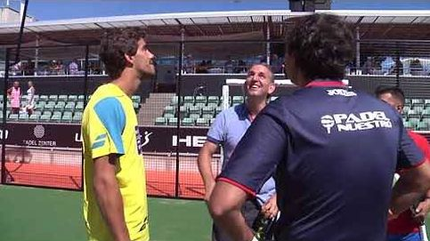 El cuadro final de Suecia Open del World Padel Tour echa andar