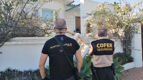 Empresas antiokupas para desalojar chalés en la Costa del Sol