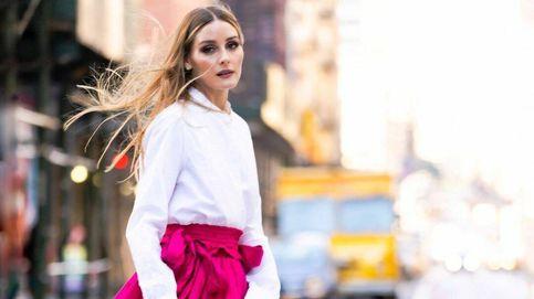 Cómo mantener la camisa blanca en tus looks de verano, por cortesía de Olivia Palermo