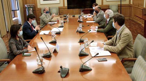 Sanidad y la CAM concluyen sin acuerdo su reunión e Illa pide más medidas en Madrid