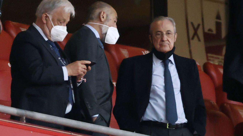 Florentino, ante otro 'casting' de entrenadores para ocupar el banquillo eléctrico del Madrid