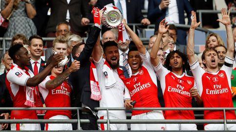 El Arsenal se impone al Chelsea y gana la FA Cup