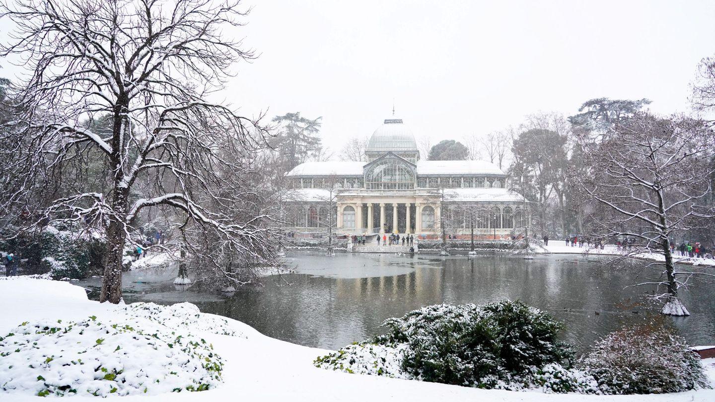 Parque del Retiro en Madrid. (Reuters)