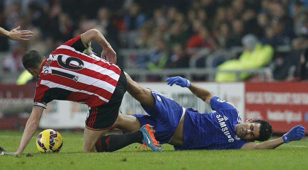 El Sunderland frena a Mourinho y el Manchester United continúa en alza