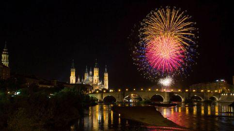 Arrancan las Fiestas del Pilar: programa de actos y conciertos en Zaragoza