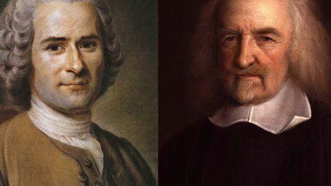 ¿Somos el lobo de Hobbes o el buen salvaje de Rousseau? Una solución inesperada