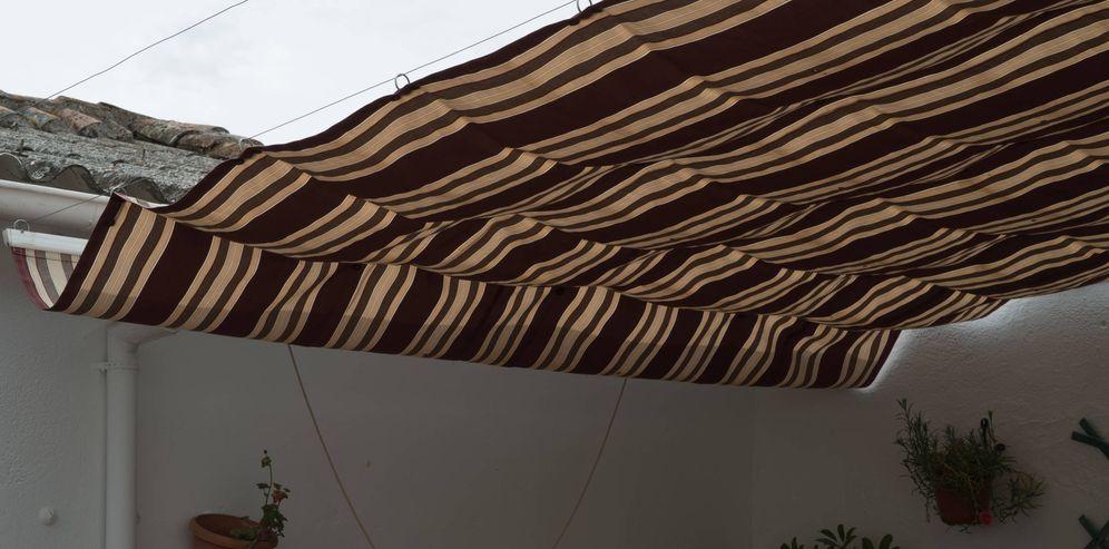 Foto: Muchos vecinos de este municipio cordobés se han visto obligados a tributar por una finca techada cuando en realidad tienen un toldo.