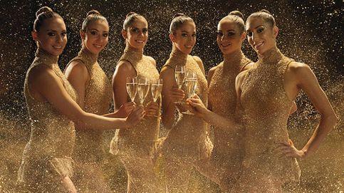 Así es el anuncio de Freixenet de 2015: 'burbujas' que hacen gimnasia rítmica
