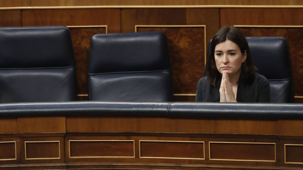Foto: Lo ha confirmado la ministra de Sanidad Carmen Montón. (EFE)