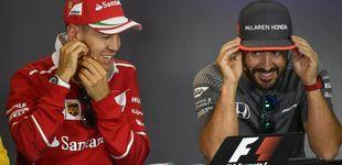 Post de Aston Martin busca un líder para su vuelta a la F1: ¿será Alonso o Vettel?