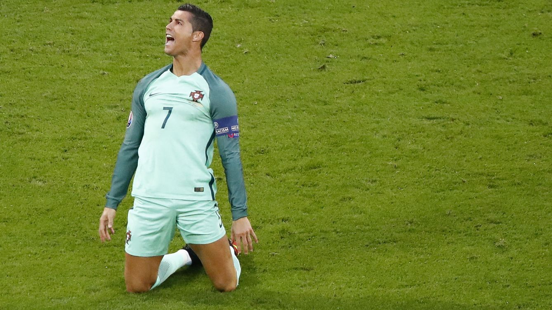 Ganar la Eurocopa en casa del anfitrión, el mayor desafío en la carrera de Cristiano