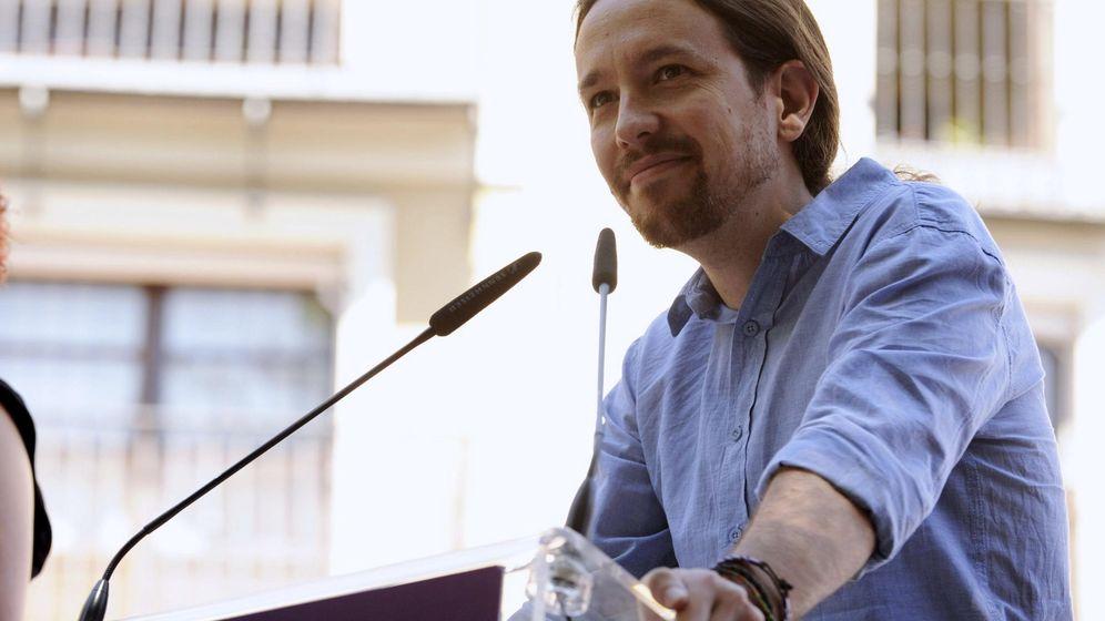 Foto: Pablo Iglesias en una imagen de archivo (EFE)