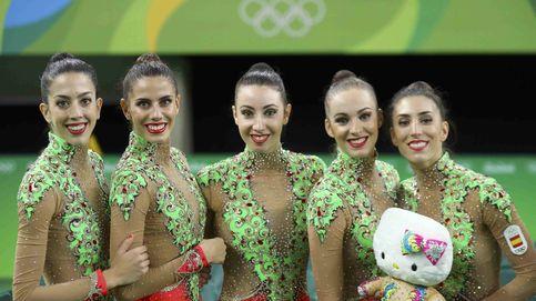 El fuego olímpico se apaga pero antes gimnasia, basket y la sagrada maratón