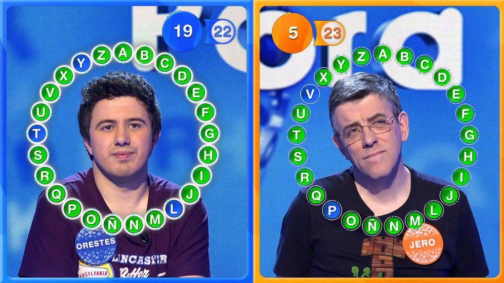 Foto: Orestes y Jero, en unos roscos de verdadero infarto. (Mediaset)
