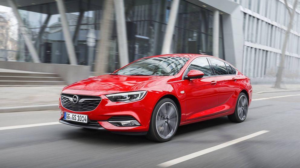 Opel lanza en España la segunda generación del Insignia, su berlina media