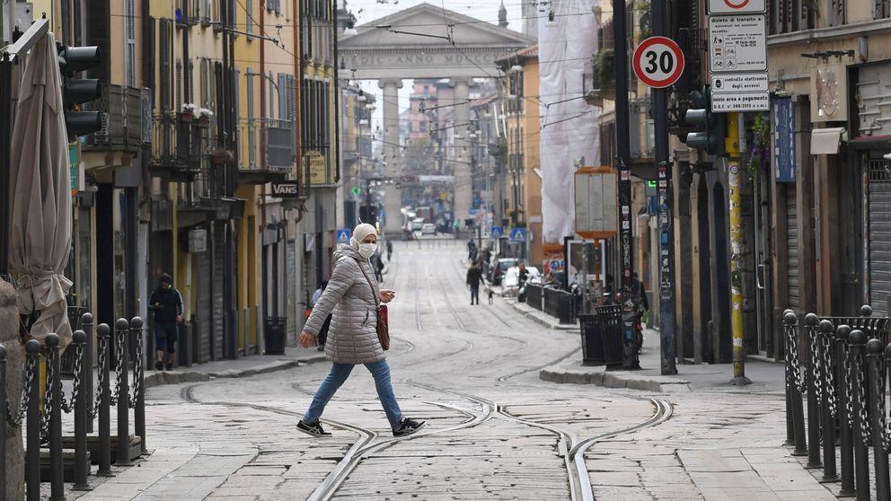 Italia registra 969 muertos con Covid-19 en 24 horas, la peor cifra desde el inicio del brote