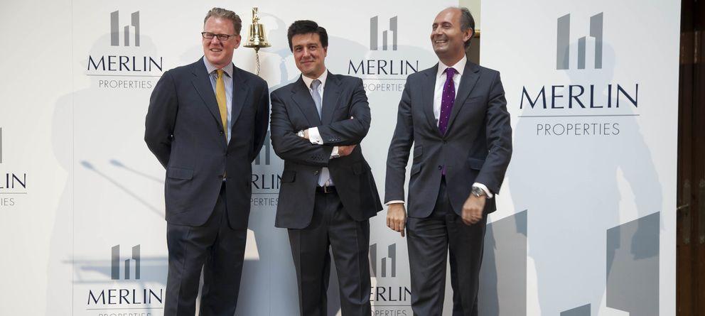 Foto: Merlin Properties compra Tree Inversiones Inmobiliarias por 740 millones de euros