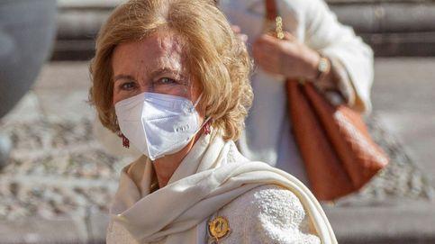La incómoda pregunta a la reina Sofía sobre el rey Juan Carlos y su llamativa respuesta