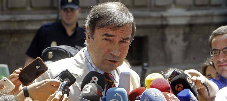 Foto: El director del diario El Mundo, Pedro J.Ramírez. (EFE)