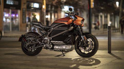 De 0 a 100 km/h en 3 segundos: así es la primera moto eléctrica de Harley-Davidson