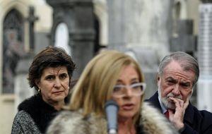 La AN reabre el sumario por la muerte de Gregorio Ordóñez
