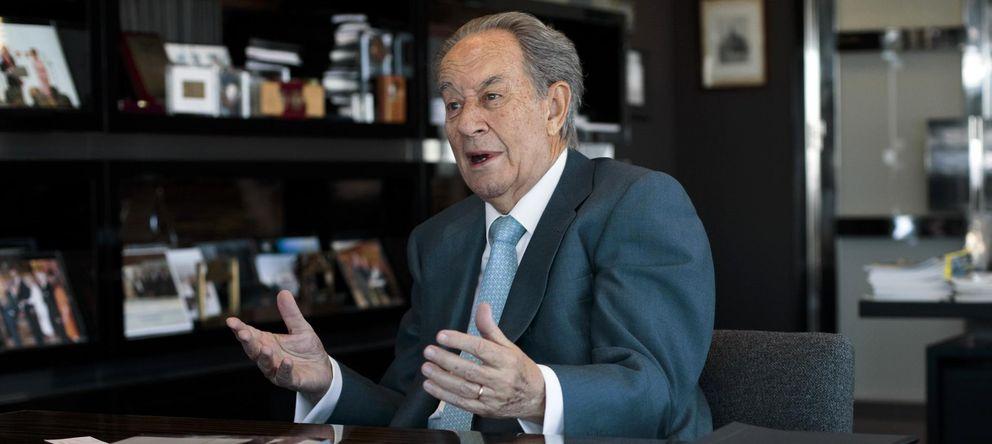 Realia se dispara un 4,7% ante el interés de Villar Mir por hacerse con la compañía