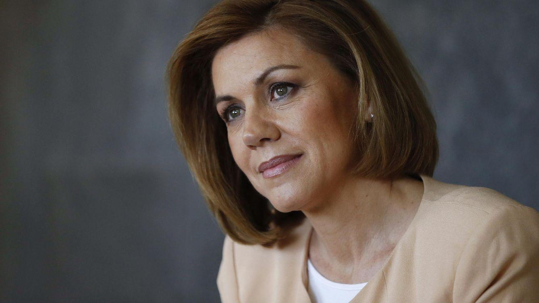 Foto: La secretaria general del PP, María Dolores de Cospedal. EFE