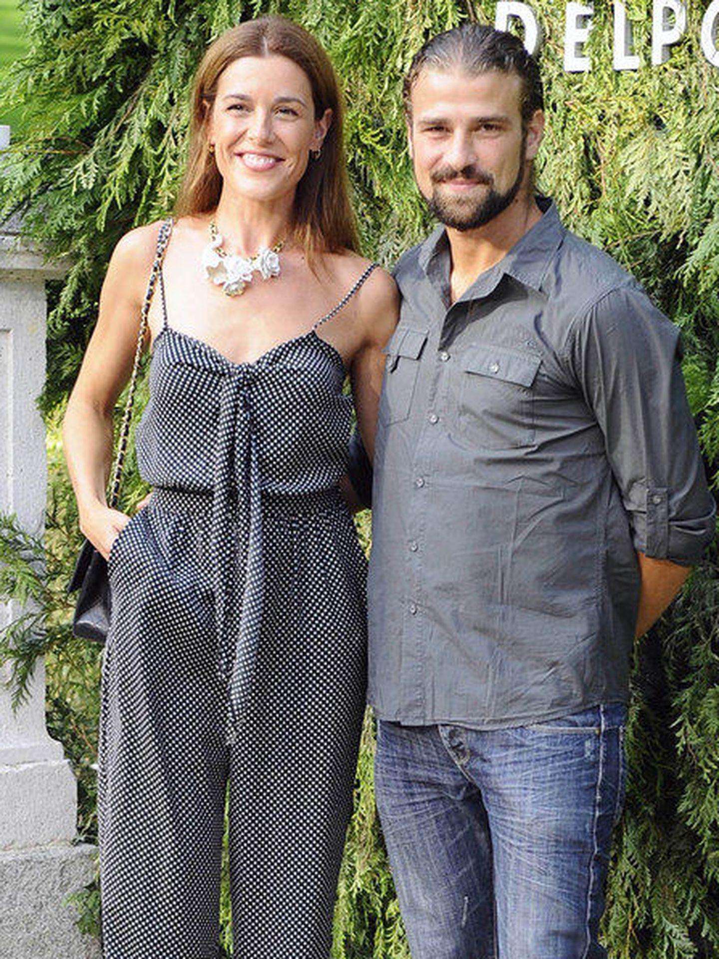 Raquel Sánchez Silva y Mario Biondo (Gtres)
