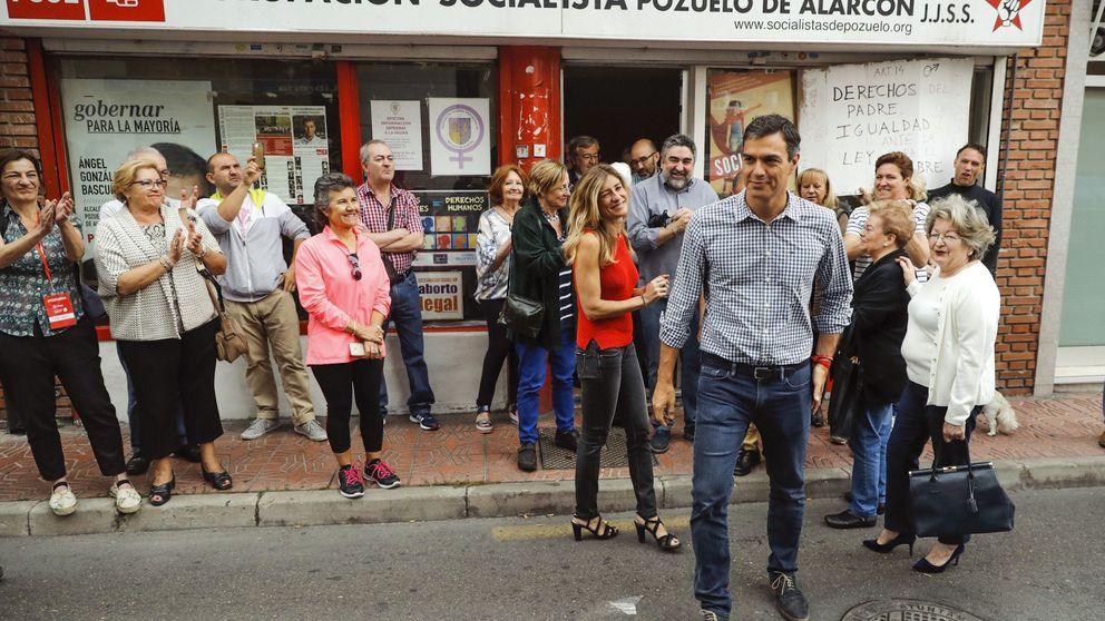 Pozuelo espera la victoria de Pedro Sánchez: Esto solo puede levantarlo él