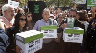Rebelión fiscal, la última marea andaluza
