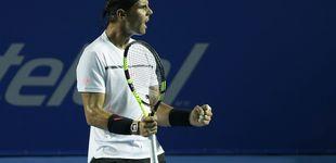 Post de Nadal continúa en línea ascendente: gana a Zverev en su debut en Acapulco