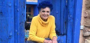 Post de La famosa casa azul de Lucía Bosé en Brieva se vende por 430.000 euros