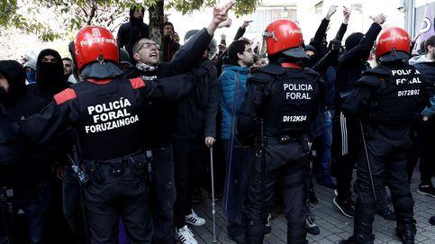 TVE rectifica un desafortunado titular sobre la manifestación en Alsasua