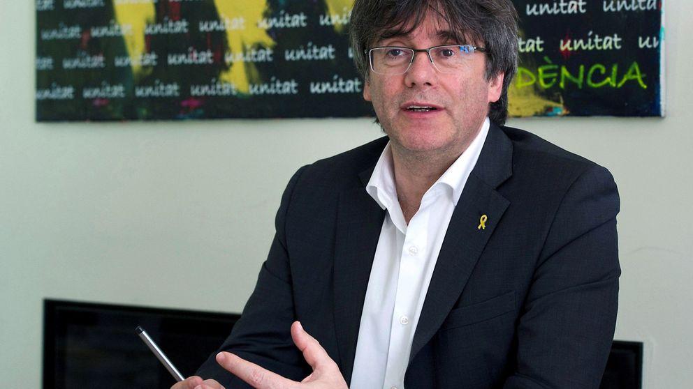 Puigdemont usó dinero de ayuda al tercer mundo para apuntalar el 'procés'