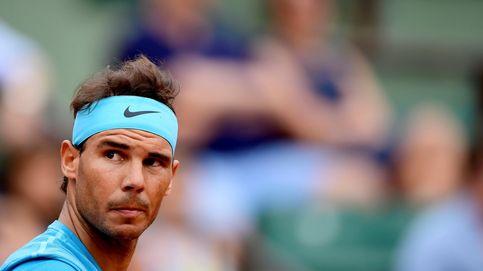Nadal gana a Bolelli en la reanudación y Garbiñe se mete en segunda ronda