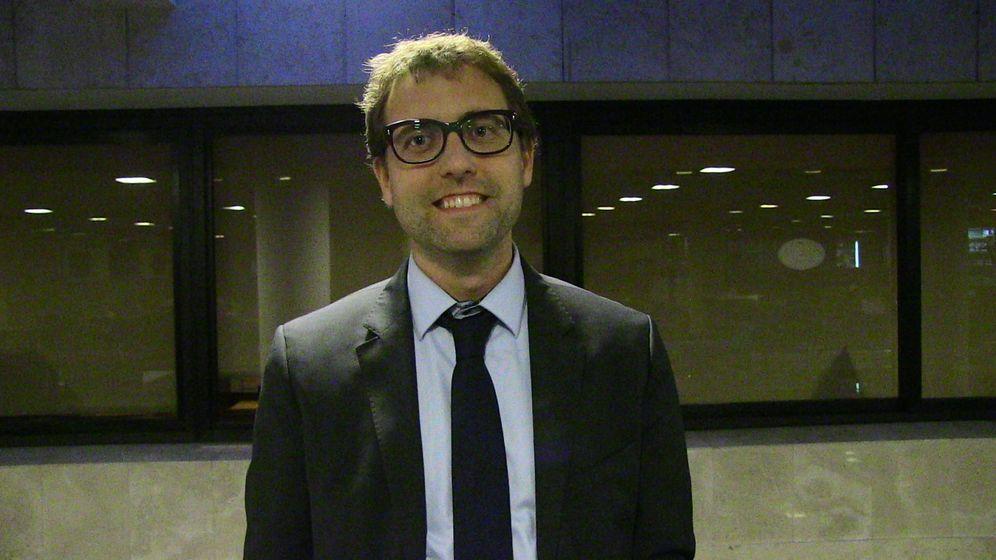 Foto: El secretario general del Consejo de la Diplomacia Pública de Cataluña (Diplocat), Albert Royo. (EFE)