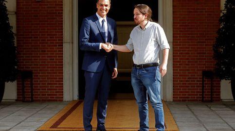 Iglesias arranca a Sánchez acuerdos en materia social pero se atascan en fiscalidad