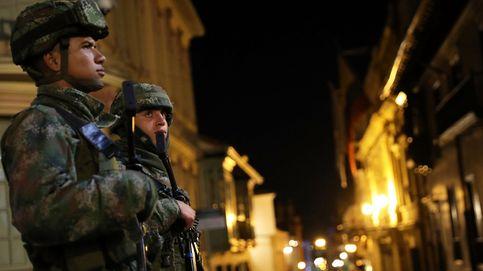 Un pueblo tratado como objetivo militar: el alto precio de protestar en Latinoamérica