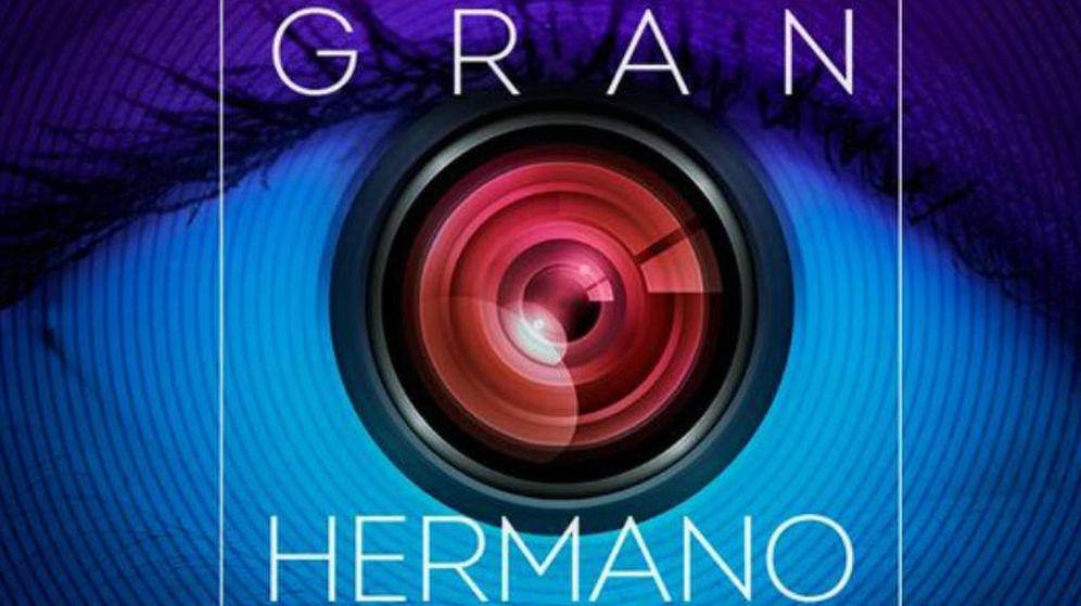 Foto: Logotipo de 'Gran Hermano'. (Mediaset)
