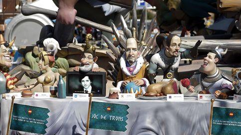 Las Fallas, Patrimonio de la Humanidad: los mejores 'ninots', en imágenes
