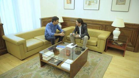 El 'amor' entre Sánchez y Pablo Iglesias se agrieta en el arranque del curso